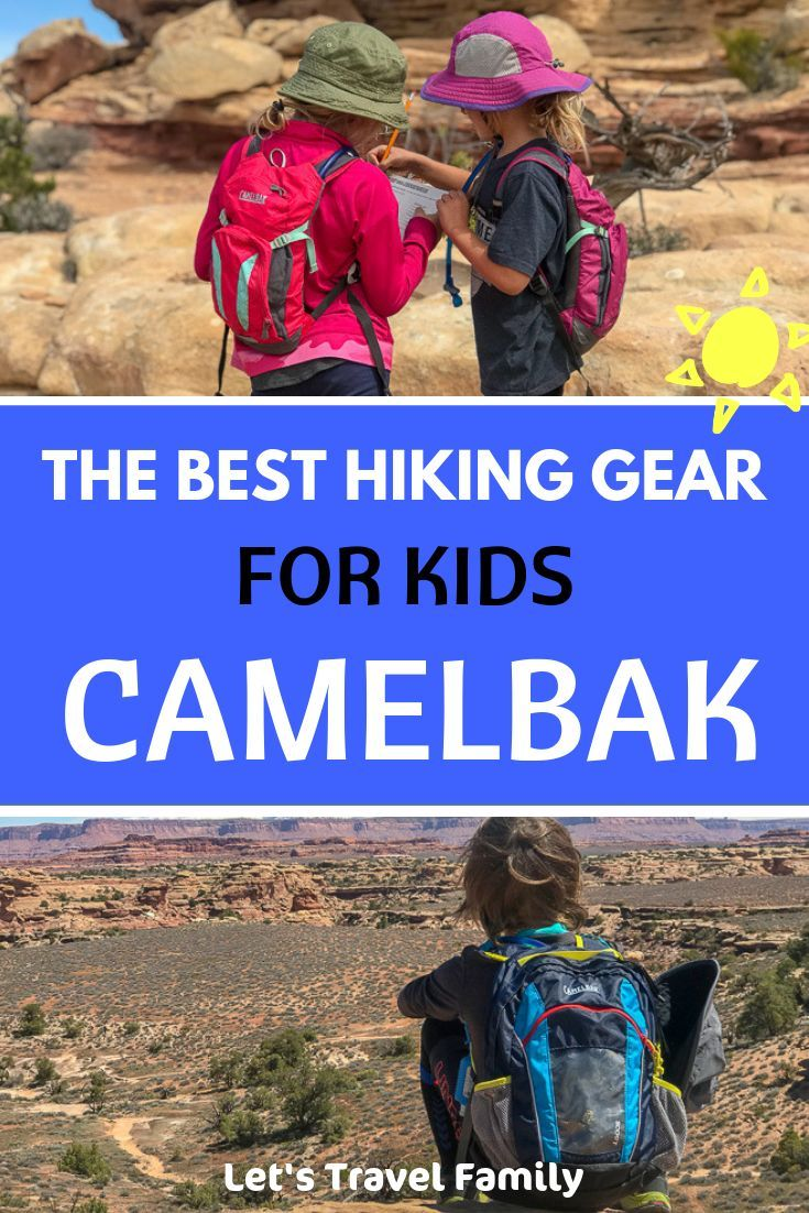 Photo of Camelbaks For Kids – The Best Kids Hiking Gear Gift Idea