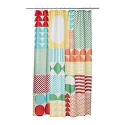 Shower Curtains - Bathroom Textiles - IKEA
