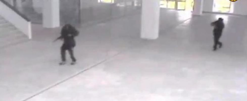 Venti arresti per la strage di Tunisi - Video telecamere Museo
