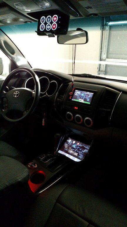 I Want My Technology Toyota Tacoma Interior Toyota Tacoma Mods Toyota Tacoma Accessories