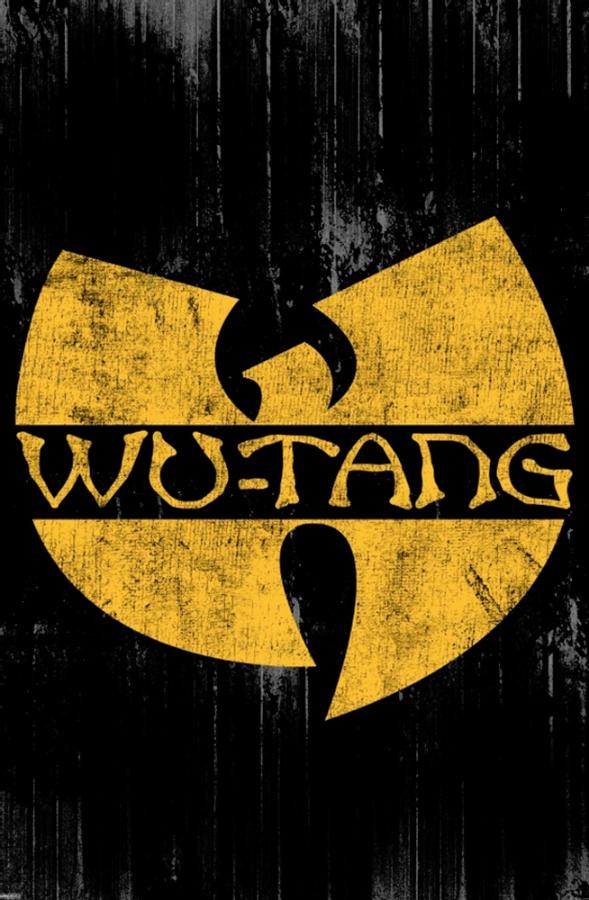 Wu Tang Poster In 2020 Wu Tang Clan Logo Wu Tang Tattoo Hip Hop Poster