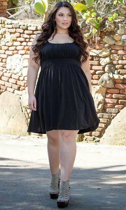 Moda Para Gorditas Bajitas Plus Size Clothes Moda Para