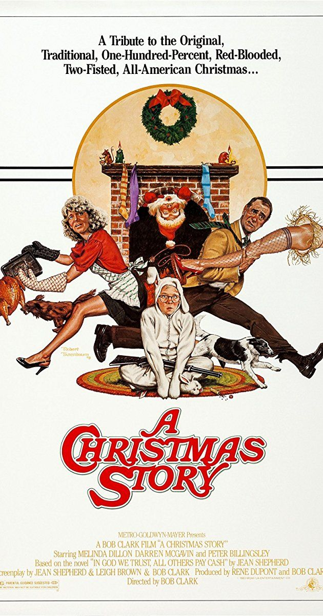 Directed by Bob Clark. With Peter Billingsley, Melinda