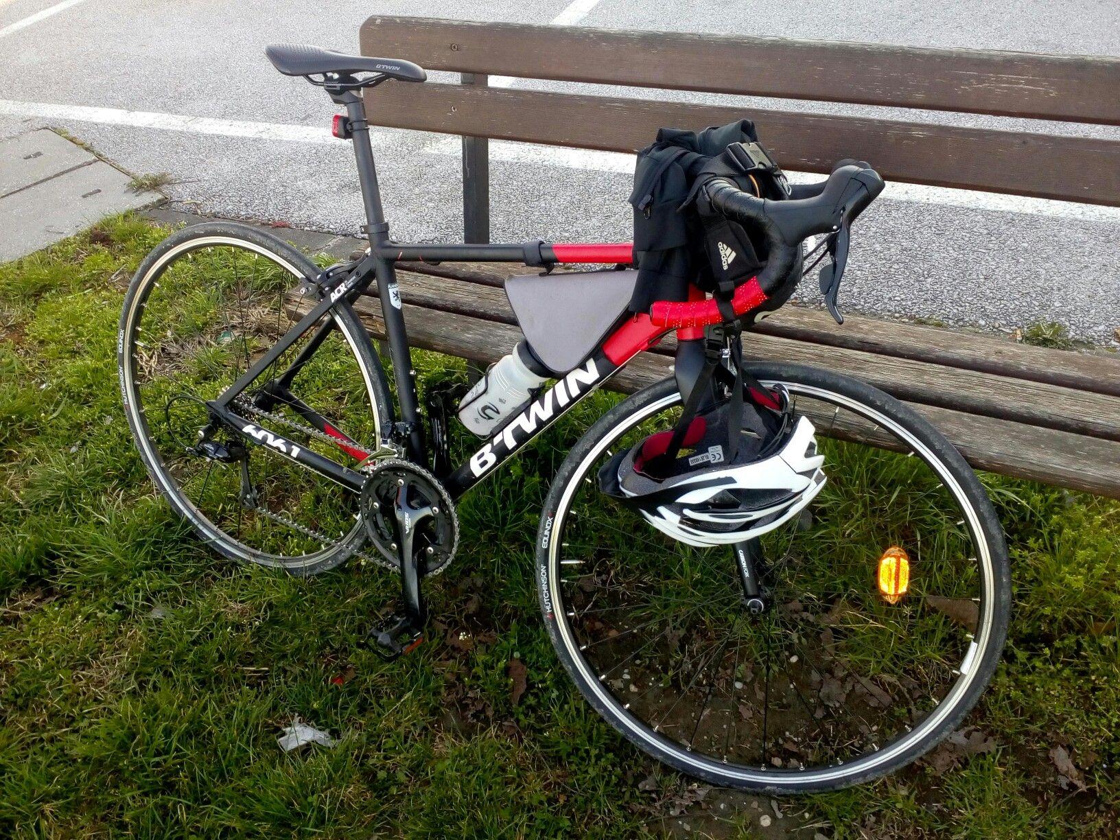Btwin triban 520 | Mooi,,!!,!, | Bicycle, Bike, Cycling