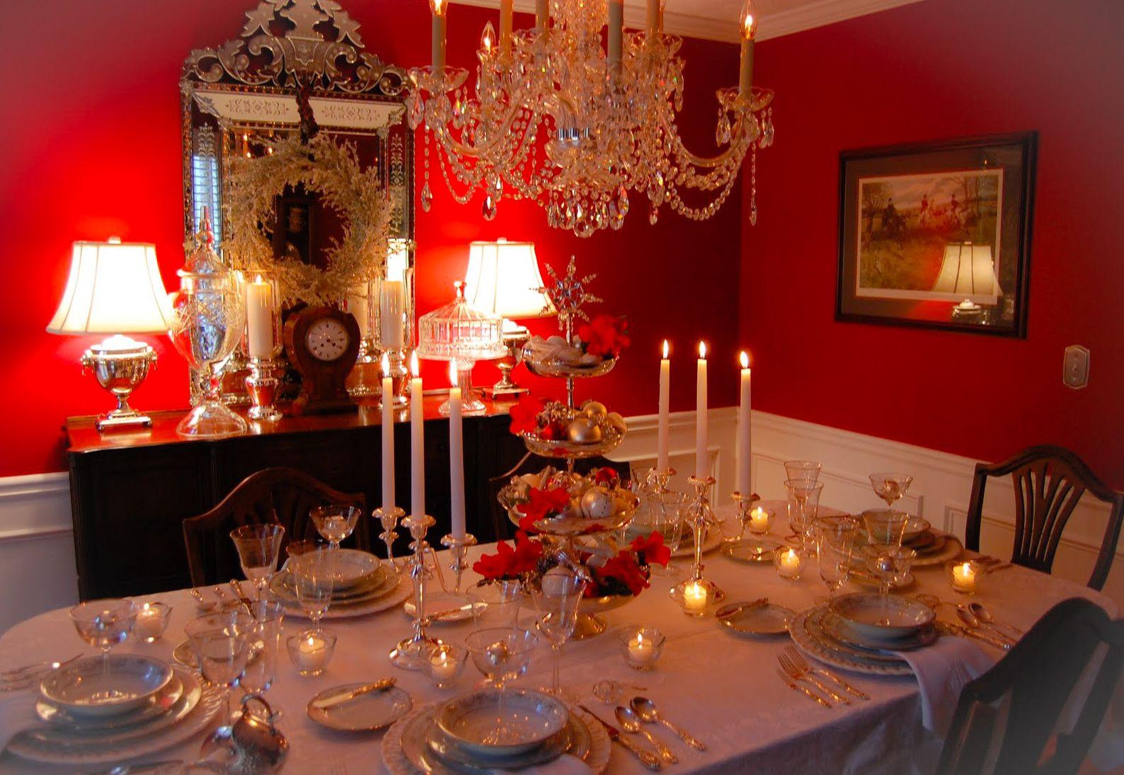 Ideas originales como decorar la mesa en navidad tips for Ideas originales para decorar en navidad