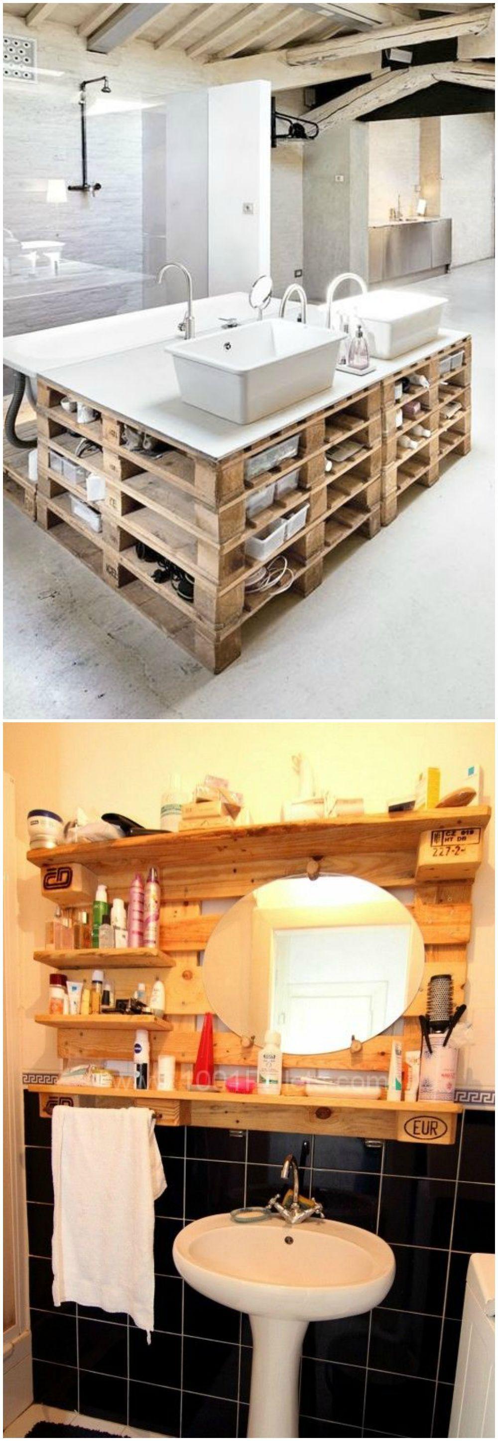 RECICLAJE EN EL ASEO   Muebles con pallets, Muebles de ...
