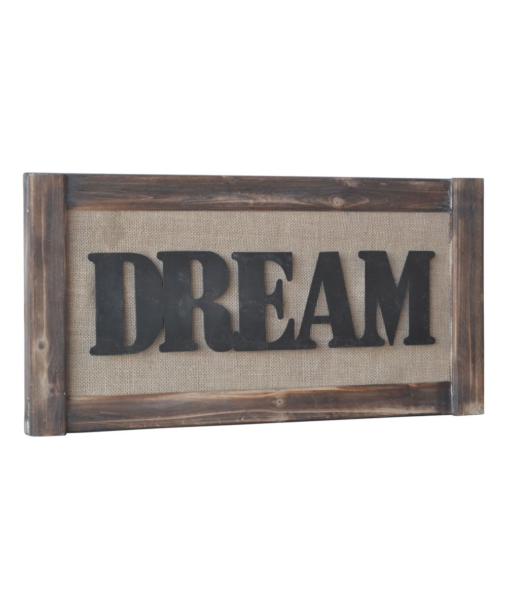 Dreamu led wall sign products