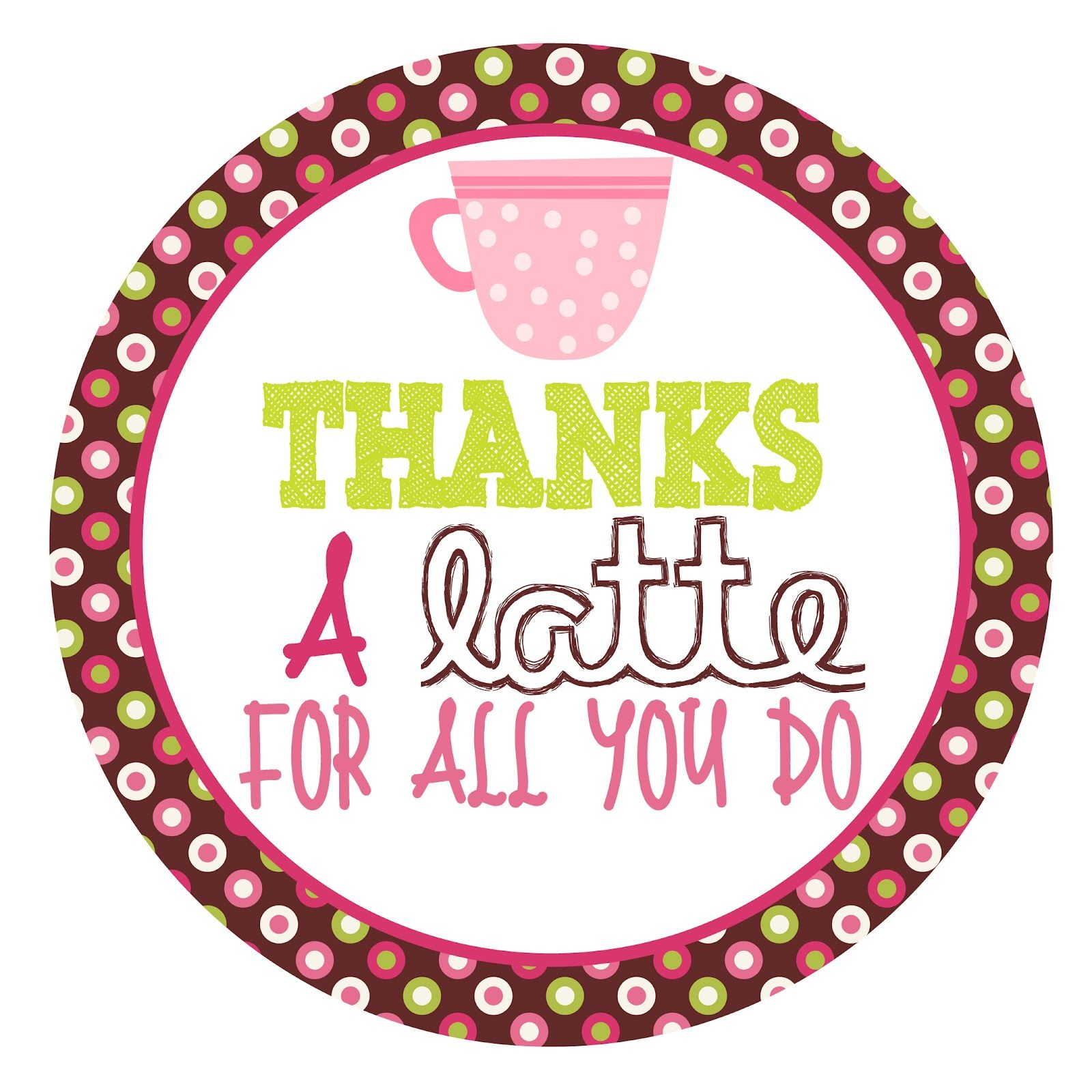 Free printable tag for coffee gift card diy gift ideas free printable tag for coffee gift card negle Image collections