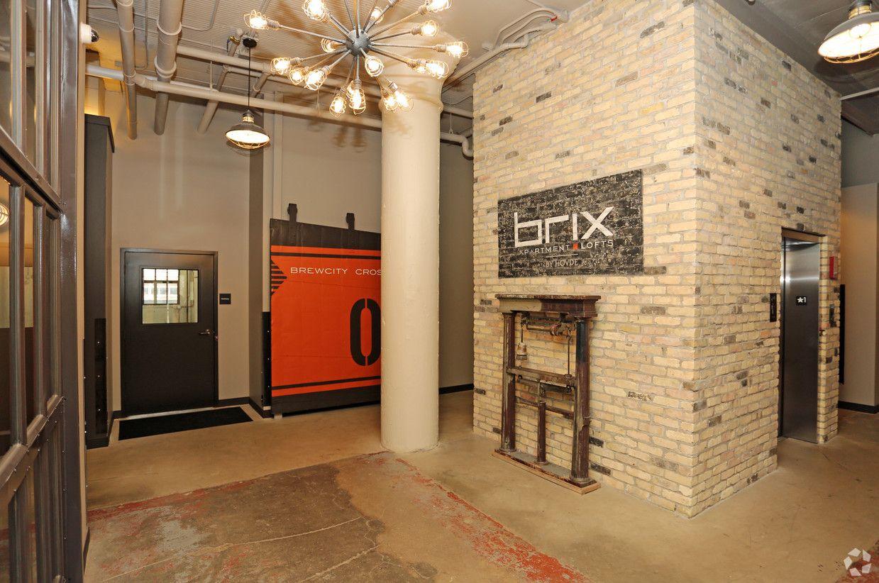 Brix Apartment Lofts Rentals Milwaukee, WI Apartments