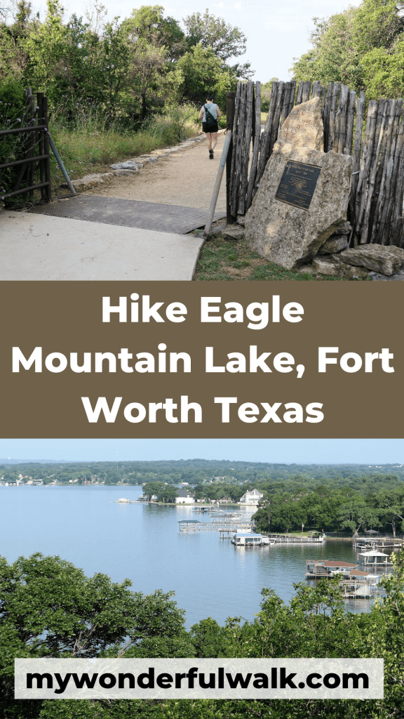 Eagle Mountain Lake Trail is a beautiful half day hike close to Fort Worth Texas This hike has beautiful views of the Lake and wildlife mountain worth