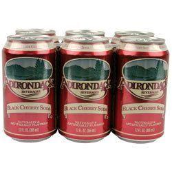 4-6pk 12oz Adirondack Black Cherry