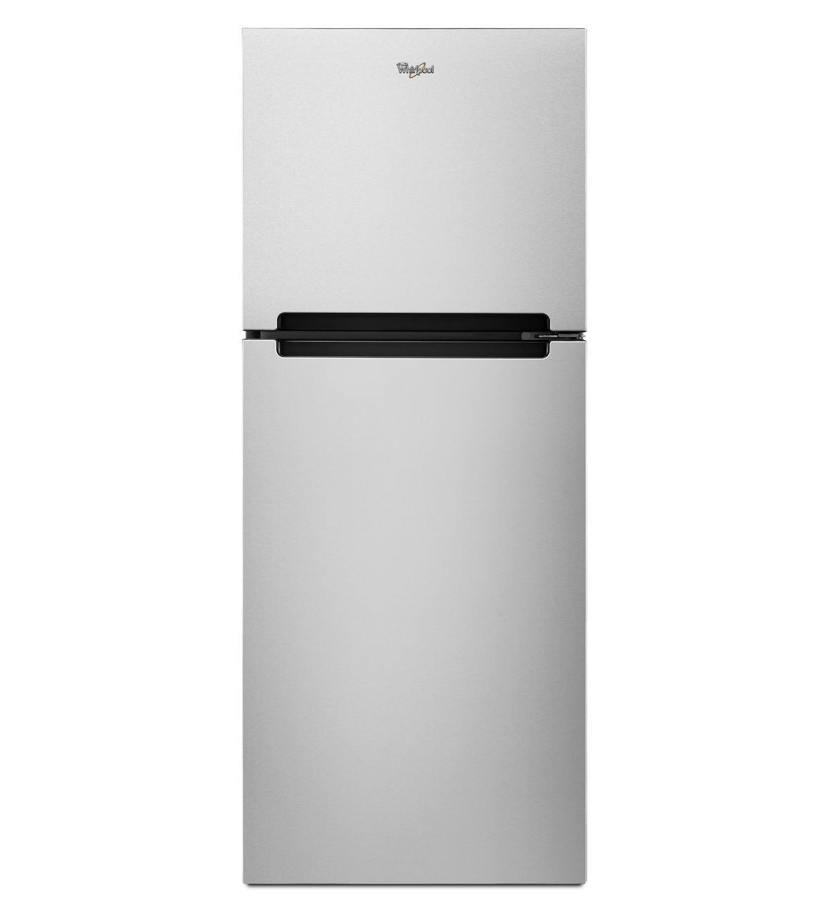 Whirlpool Inches Wide Top Freezer Refrigerator Cu Ft