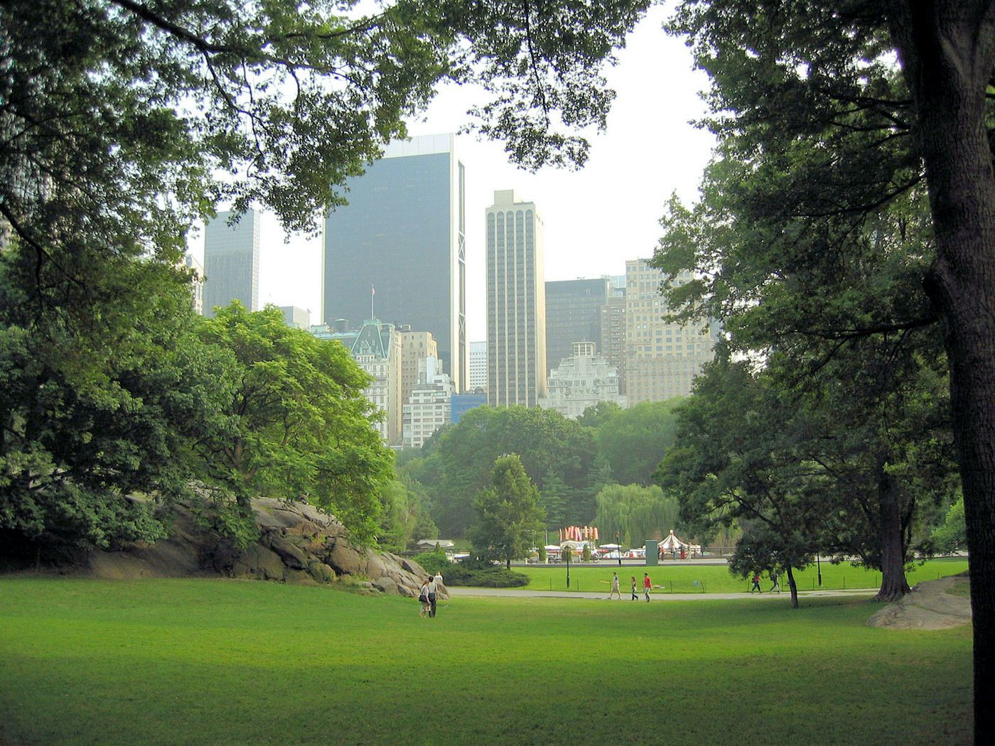 a study on central park new york The current situation is a new york city case study of the economic phenomenon known as the tragedy of the  t he struggle for central park is, .