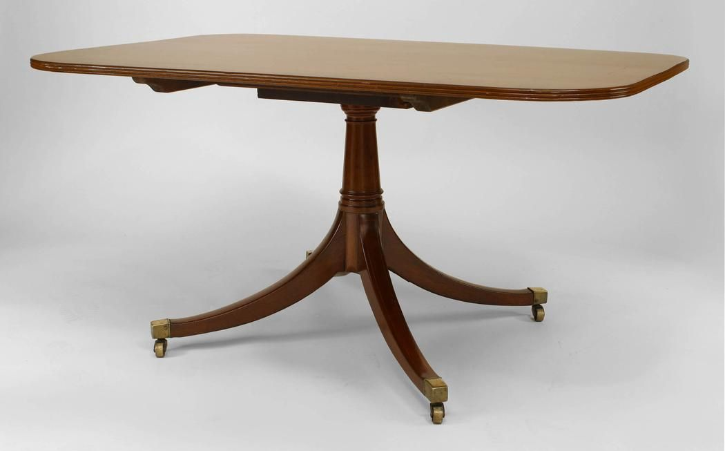 English Sheraton/Hepplewhite Table Dining Table Mahogany | Sheraton/ Hepplewhite | Pinterest | Luxury Estate, Mid Century Modern Furniture And  Mid Century ...