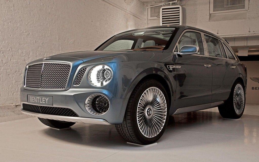 2016 Bentley Suv Cost