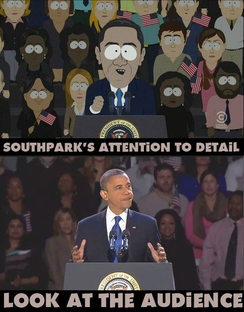 south parks satire Free essay: screw you guys, i'm going home ever since 1997, south park has revolutionized the cable tv scene as a profane and obscene program that isn't.