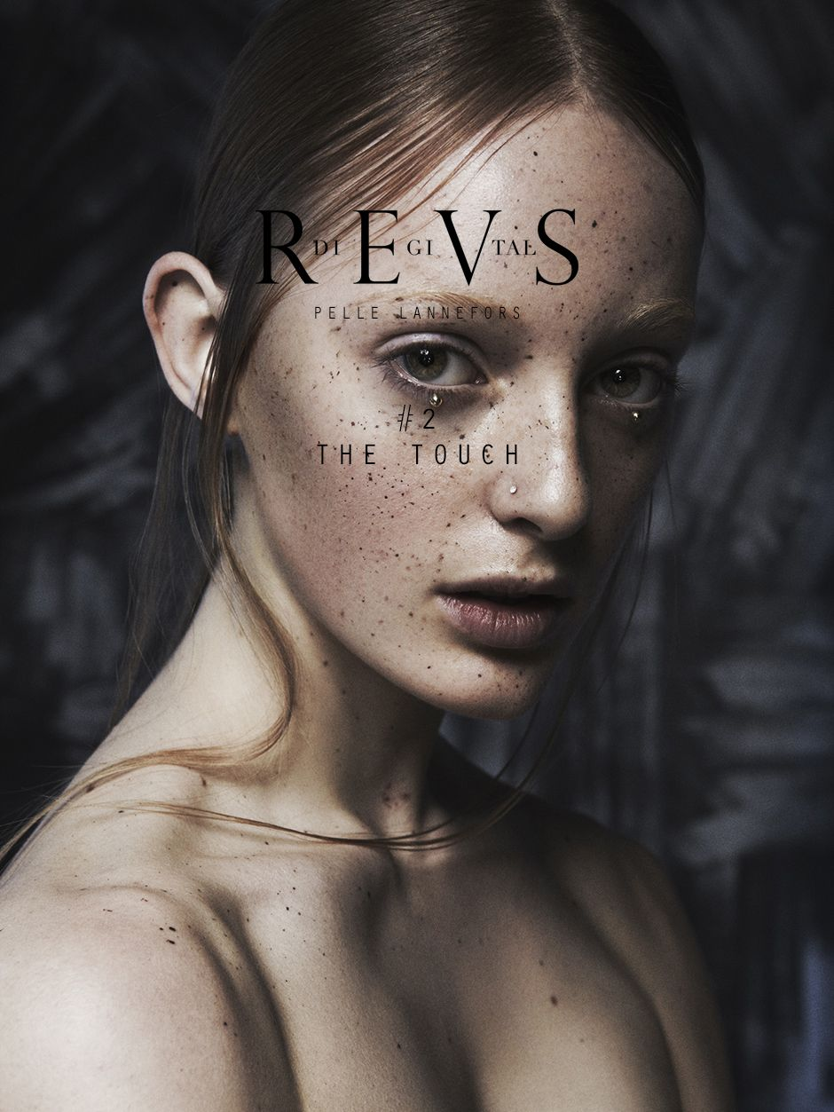 from obscure to demure — Clara Jönsson by Pelle Lannefors for REVS Digital...