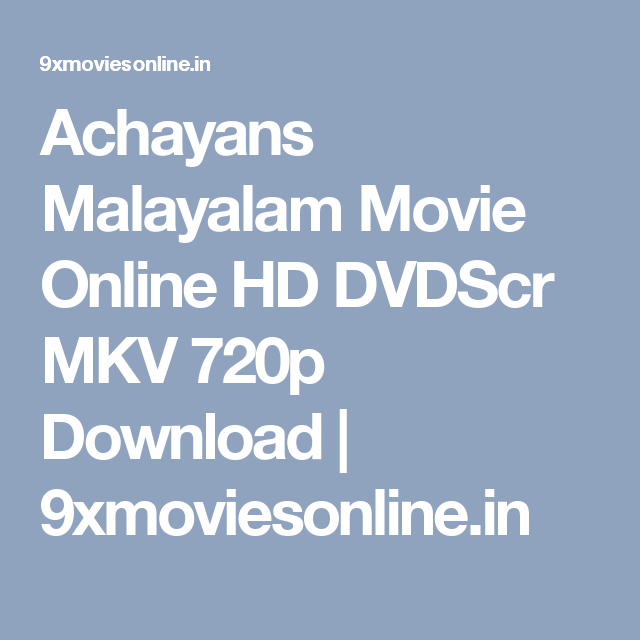 Malayalam Movie Download Warcraft English