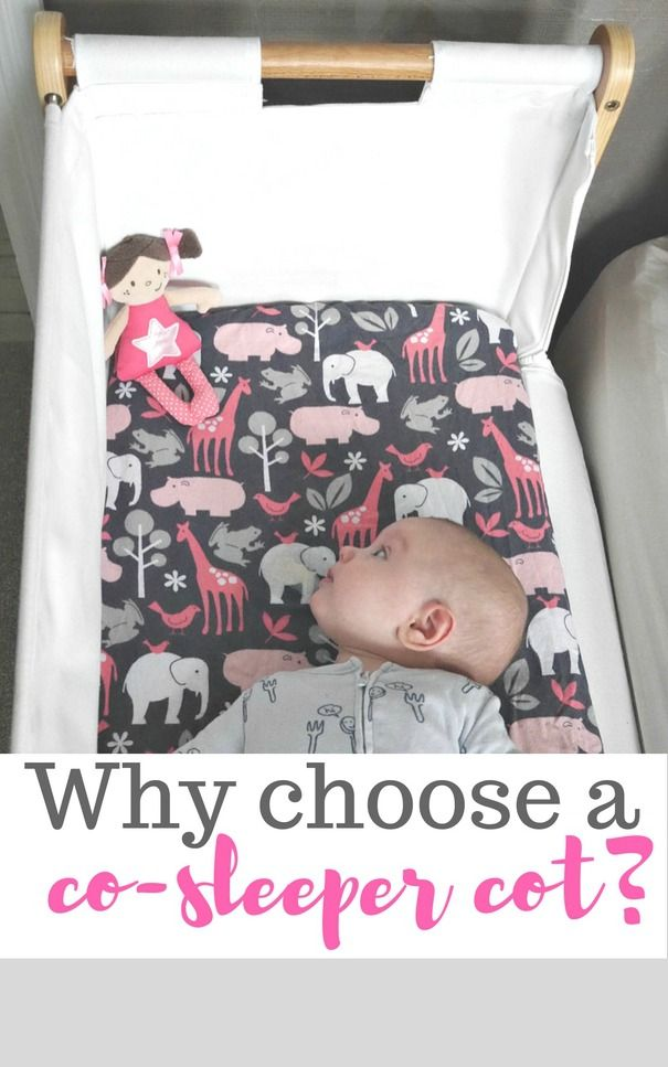 529e045a76 Why choose a co-sleeper bedside cot for your newborn baby  If you re  interested in co-sleeping then make sure you read this post!