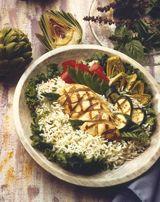 Salads > Grilled Chicken Salad