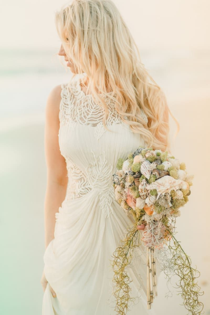 Design your own wedding dress cheap   Wedding Ideas For Mermaids Getting Married  Say yes to the dress