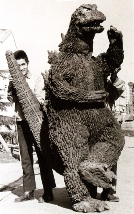 Invasion of Astro-Monster (known in Japan as Great Monster War (怪獣大戦争, Kaijū Daisensō); is a Japanese/American Science Fiction kaiju film released in 1965. The film was co-produced between the Japanese company Toho, and Henry G. Saperstein's American company UPA, marking the only time a Godzilla film was co-produced with an American studio. Directed by Ishirō Honda, and featuring special effects by Eiji Tsuburaya. S)