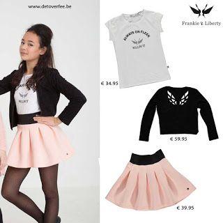 Outfit van de dag! Frankie & Liberty outfit voor jonge ...
