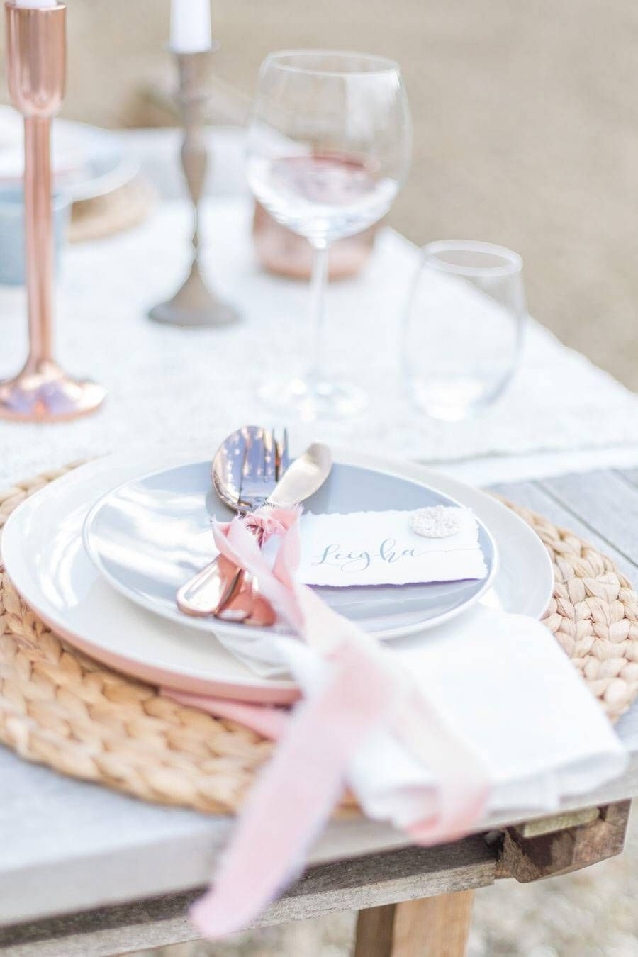 Natural Elements! A Fine-Art Inspired Wedding Editorial With ...