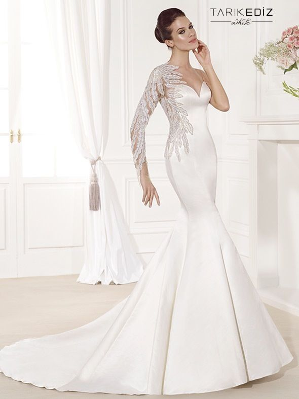 Gown Wedding Dresses Tarik Ediz