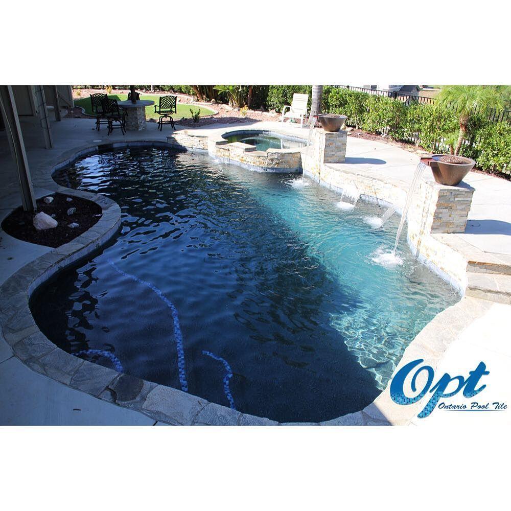 ontario pool tile on instagram happy