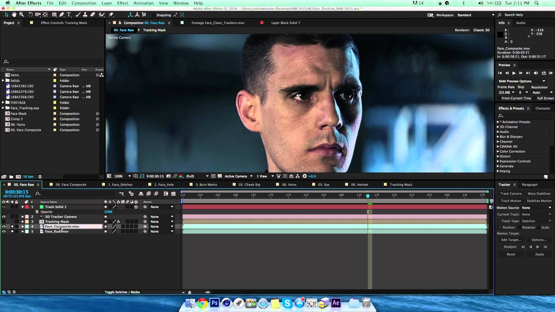 After effects cc motion tracking the impossible adobe creative after effects cc motion tracking the impossible adobe creative cloud baditri Choice Image