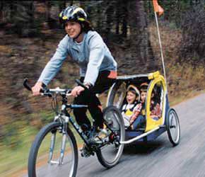 The 5 Best Baby Bike Trailers Baby Bike Trailer Baby Bike Child Bike Trailer