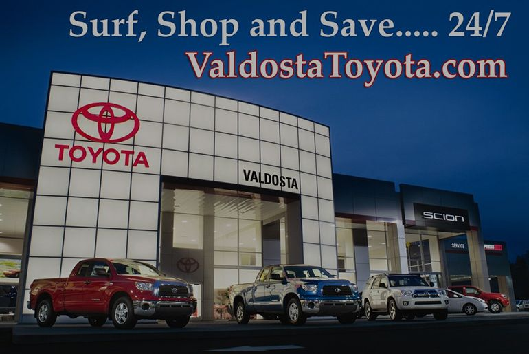 Toyota Valdosta Ga Georgia Dealership Toyota Dealers In Georgia Toyota Dealers Valdosta Toyota