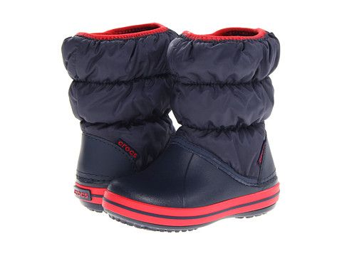 Crocs Kids Winter Puff Boot Snow Toddler//Youth