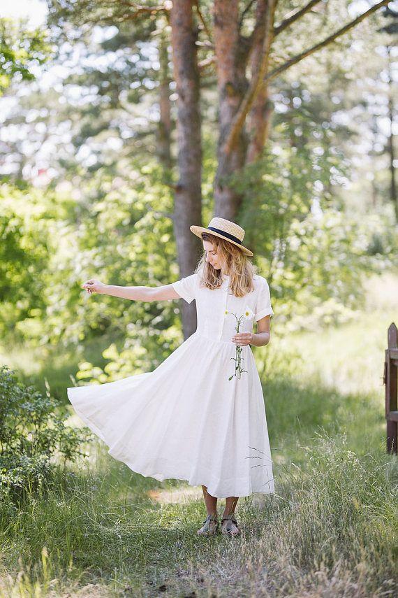 Bleach wedding dress white