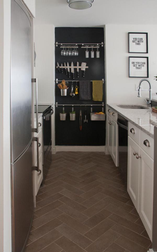 43 Extremely creative small kitchen design ideas Top Kitchens