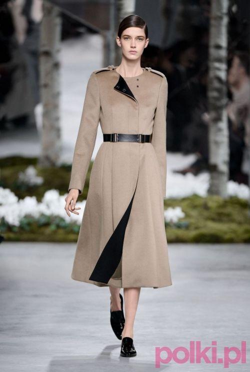 f99ae8c063141 Hugo Boss - kolekcja jesień-zima 2014/2015 #moda #płaszcz | Z ...