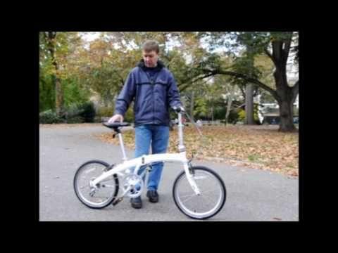 Folding Bike Video