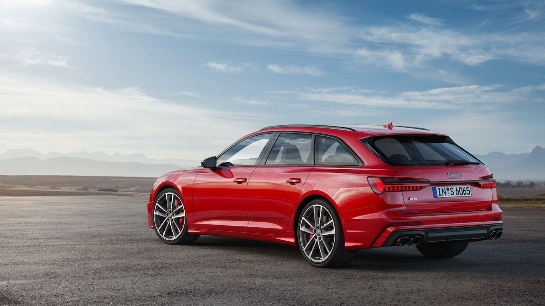 2020 Audi S6 Avant Audi s6, Audi, Performance tyres