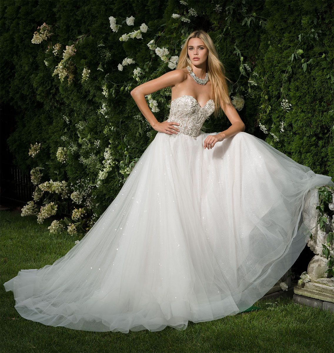 Eve of milady boutique collection style bridal gown