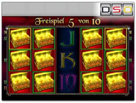 Dragons Treasure Online Casino