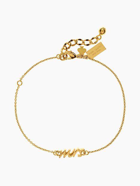 mrs. bracelet - kate spade new york