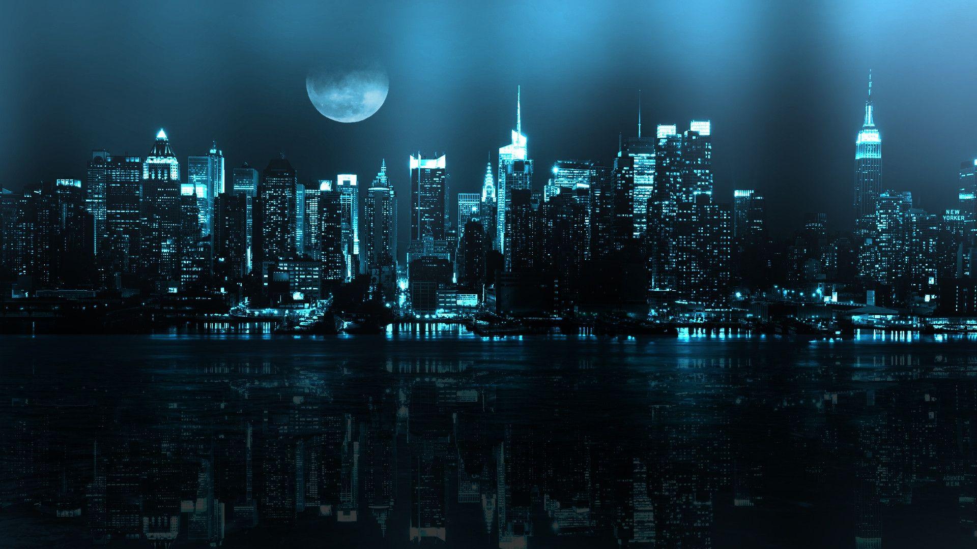 Best Desktop Wallpaper For Productivity Cityscape