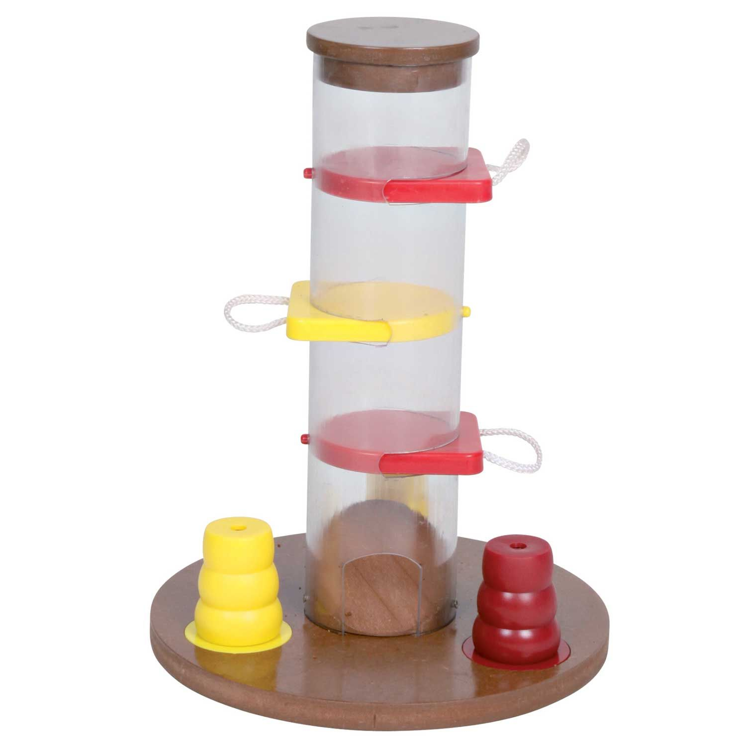 Dog gambling tower toy roulette viper