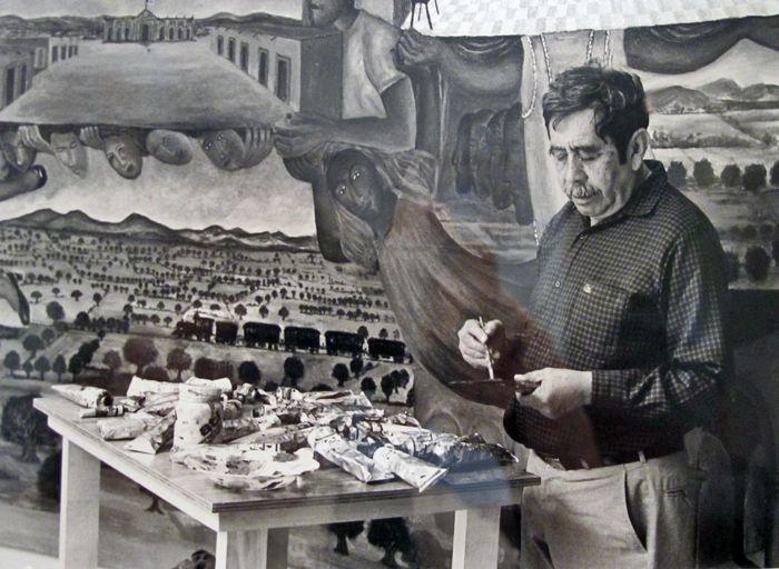 Oaxaca Ocotlán Rodolfo Morales Pintor