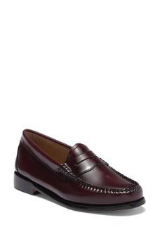 8e62ff79ed9 G.H. Bass and Co. - Whitney Leather Loafer - Wide Width Available ...