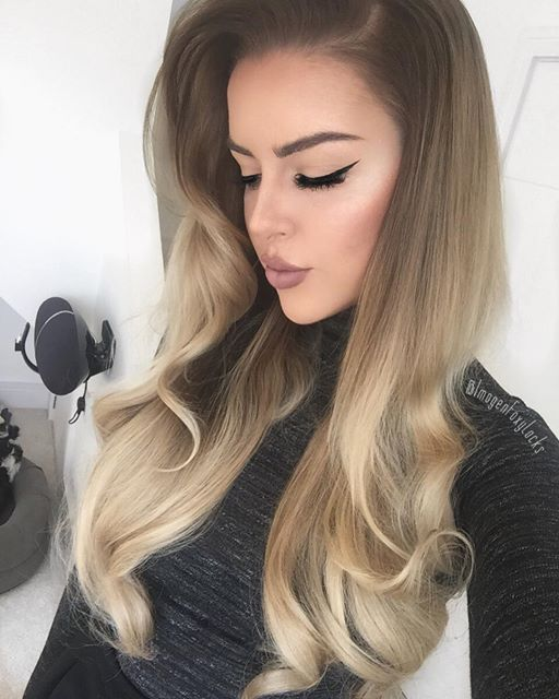 Imogen foxy locks on instagram so obsessed with my foxylocks instagram media by imogenfoxylocks today hair foxylocks superior 230g 20 honey spice ombre pmusecretfo Images