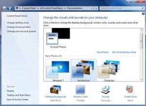 How To Change Desktop Background In Windows 7 Computer Backgrounds Desktop Computer Problems Computer