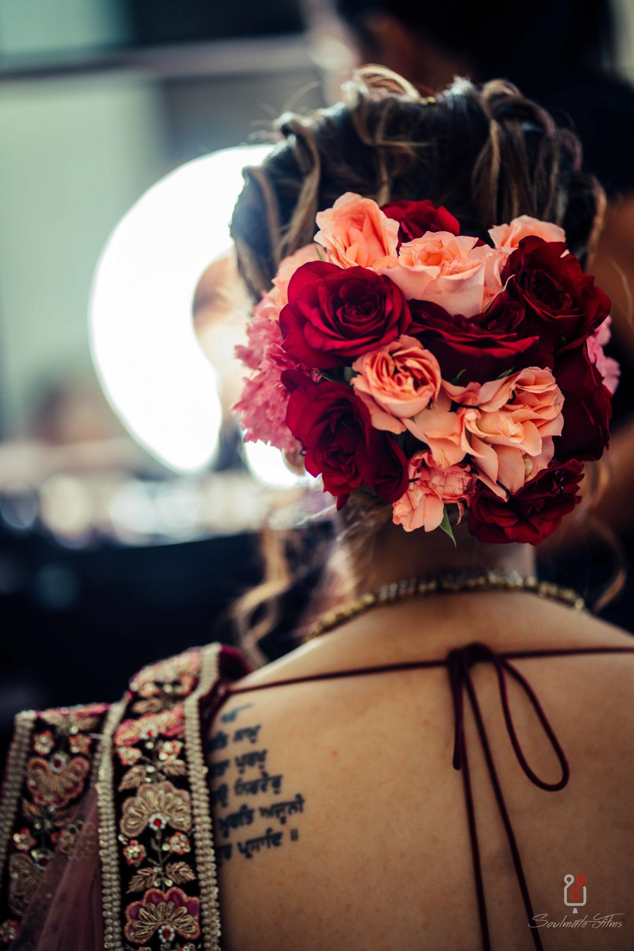 20 Bridal Juda Hairstyles You Are Gonna Love! | Bridal bun, Indian bridal hairstyles, Bridal ...