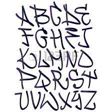 Abecedario Con Letras Chidas
